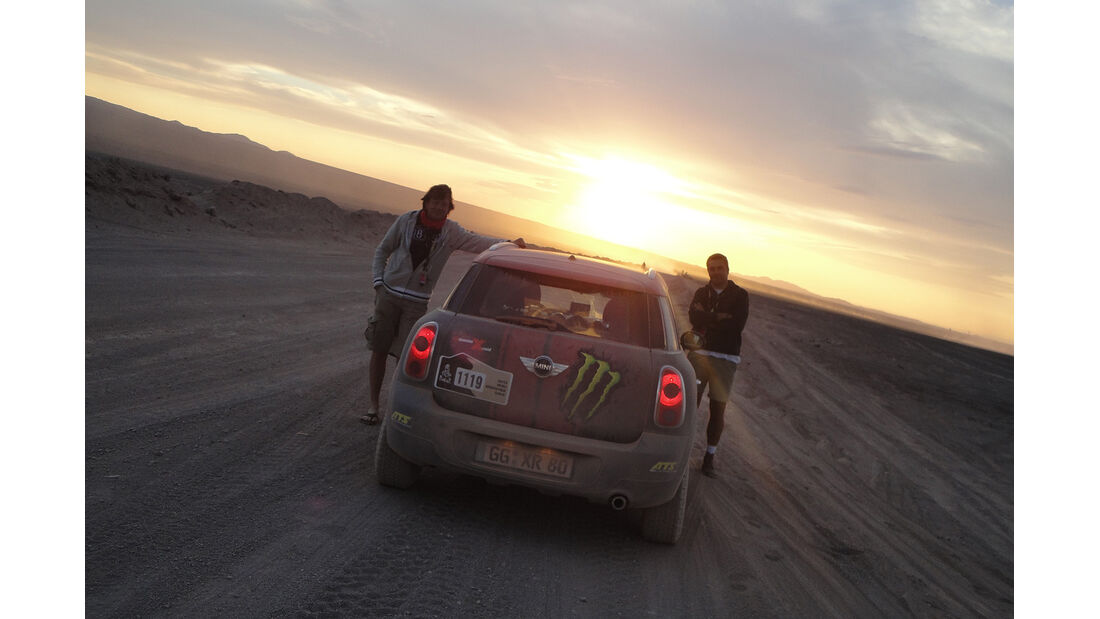 Rallye Dakar 2013 Blog 11