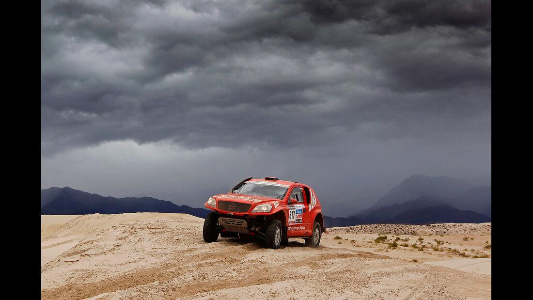 Rallye Dakar 2013 HS-Rallye Team