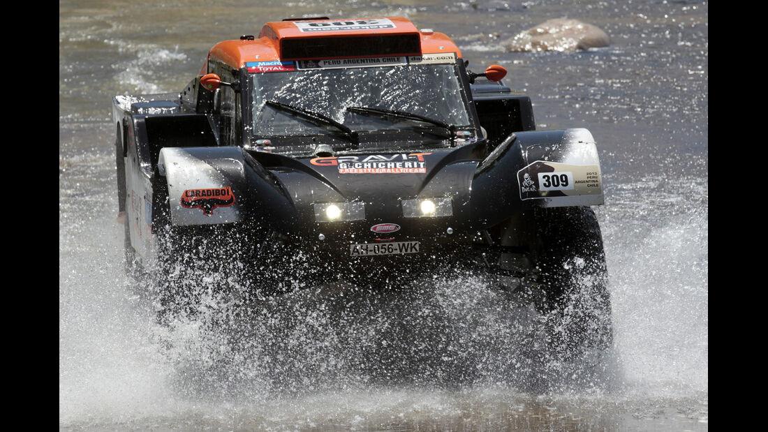 Rallye Dakar 2013 Impressionen