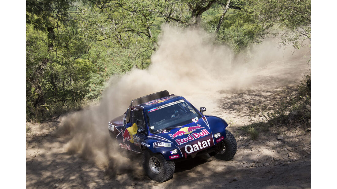 Rallye Dakar 2013 Tag 9