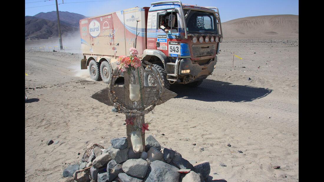 Rallye Dakar 2014 Blog Tag 9