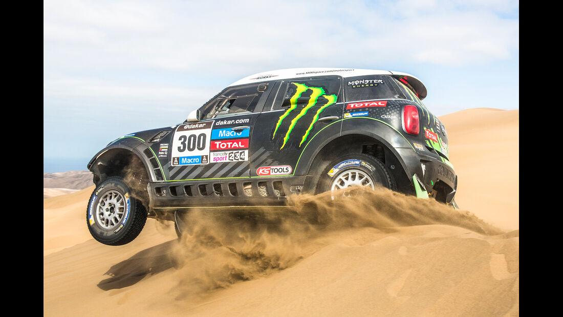 Rallye Dakar 2014 - Mini