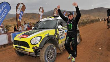 Rallye Dakar 2014 - Nani Roma