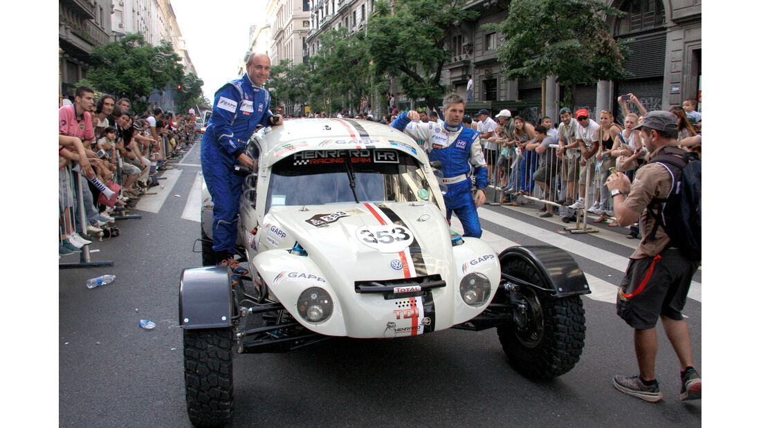 Rallye Dakar 2015