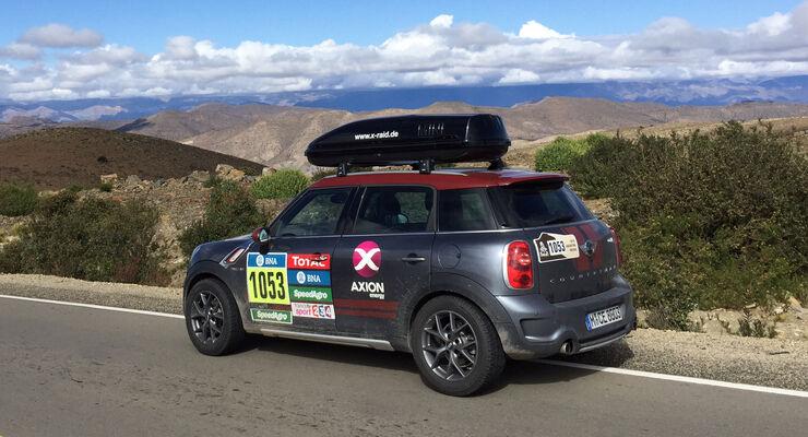 Rallye Dakar 2016 - Claus Mühlberger - Mini