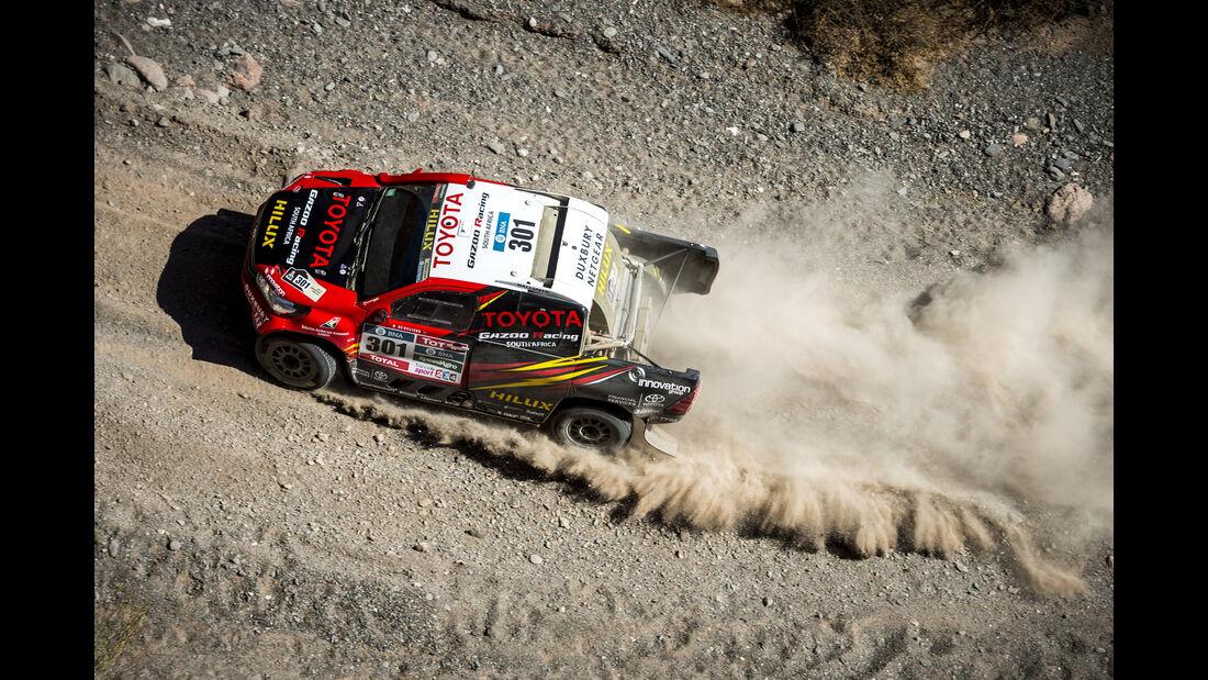 Rallye Dakar 2016 - Impressionen