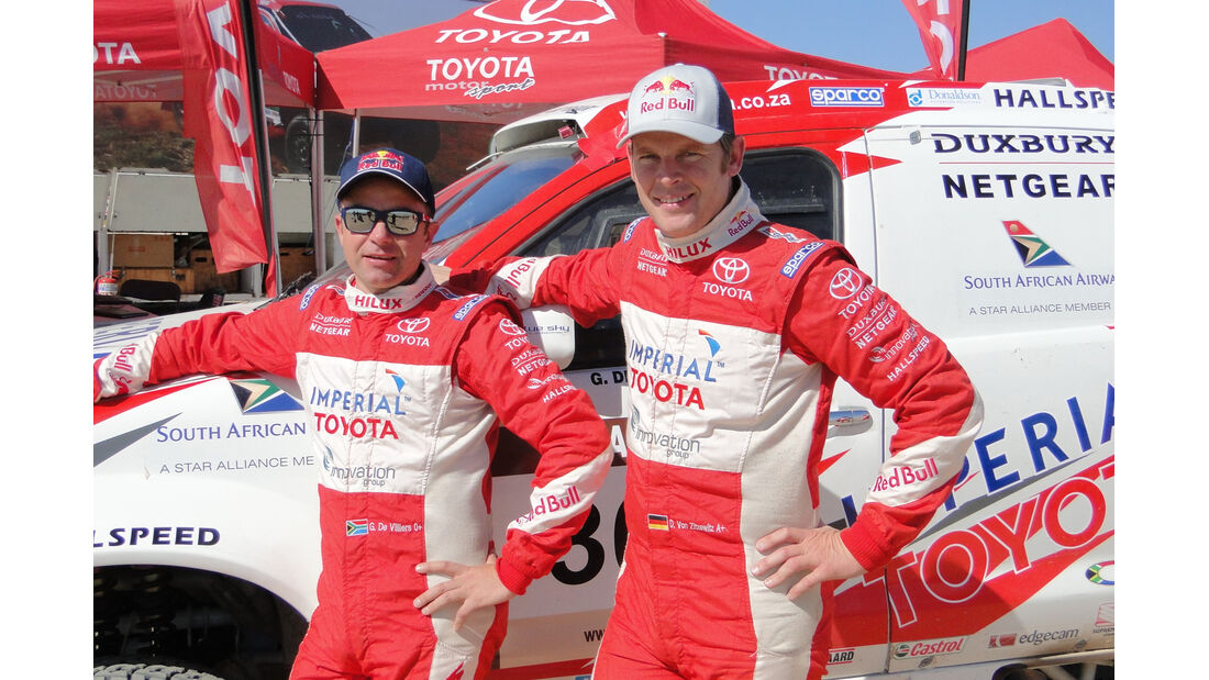 Rallye Dakar 2026