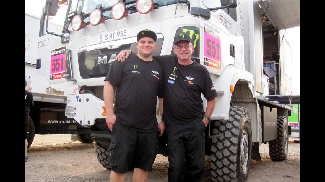 Rallye Dakar 2027
