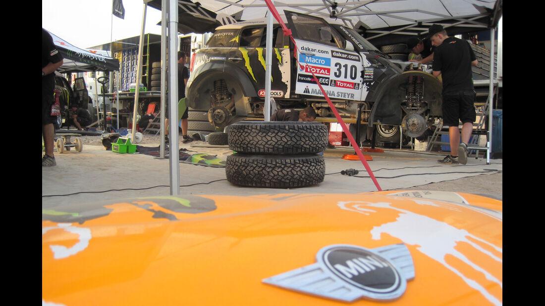 Rallye Dakar 2030
