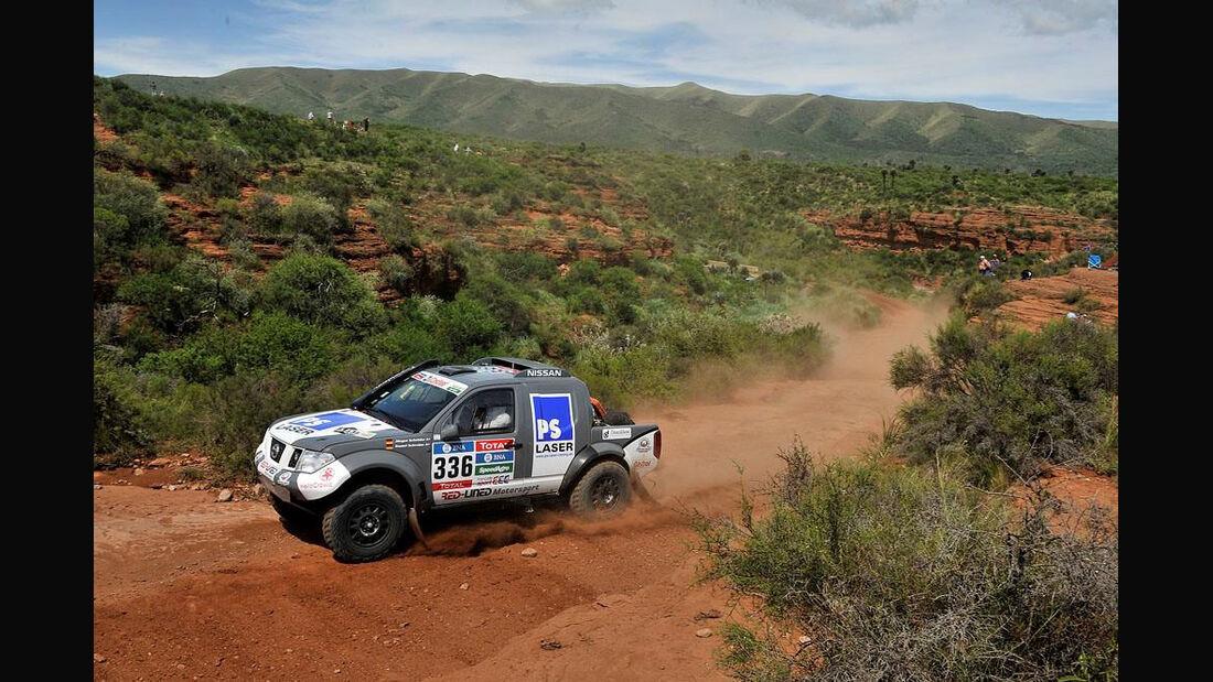 Rallye Dakar - Schröder