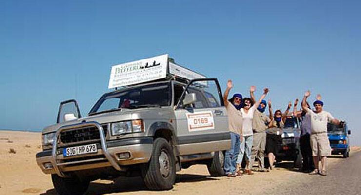 Rallye Desden Banjul
