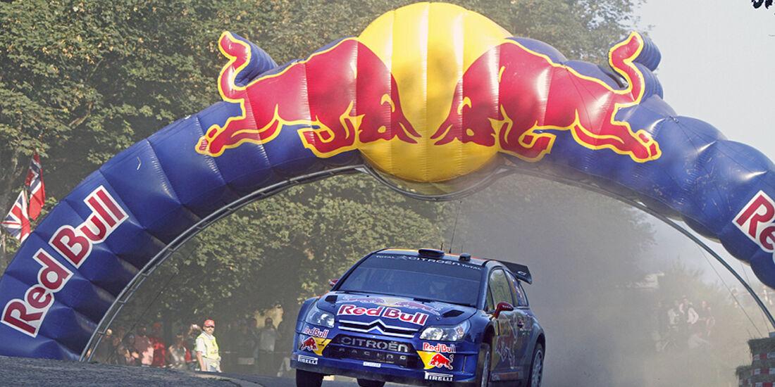Rallye Deutschland 2010, Citroen C4 WRC, Räikkönnen