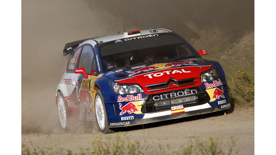 Rallye Deutschland 2010, Citroen C4 WRC, Sordo