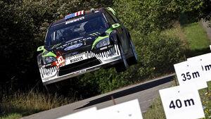 Rallye Deutschland 2010, Ford Focus RS WRC, Block