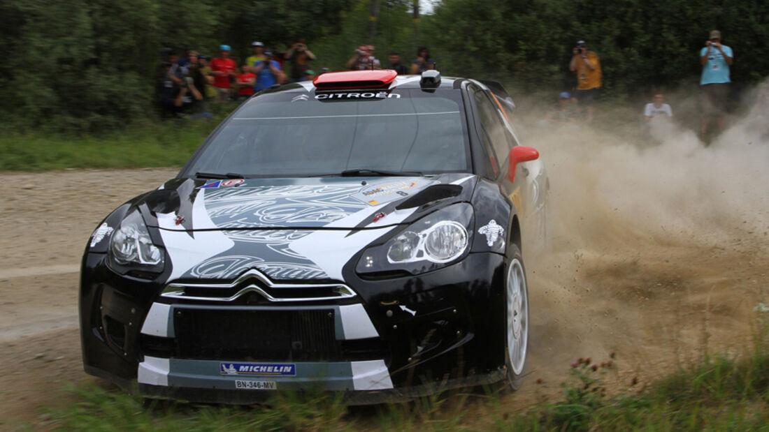 Rallye Deutschland 2011 räikkönen