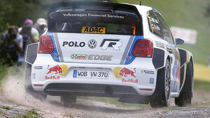 Rallye Deutschland WRC 2013 VW Polo