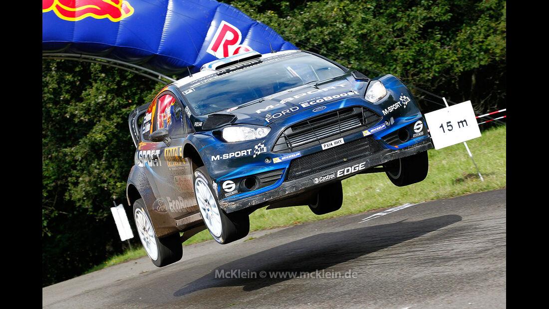 Rallye Deutschland WRC  2014