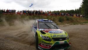 Rallye Finnland 2010, Latvala Ford Focus WRC
