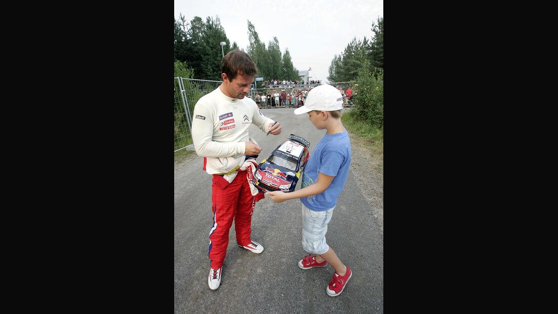 Rallye Finnland 2010, Loeb