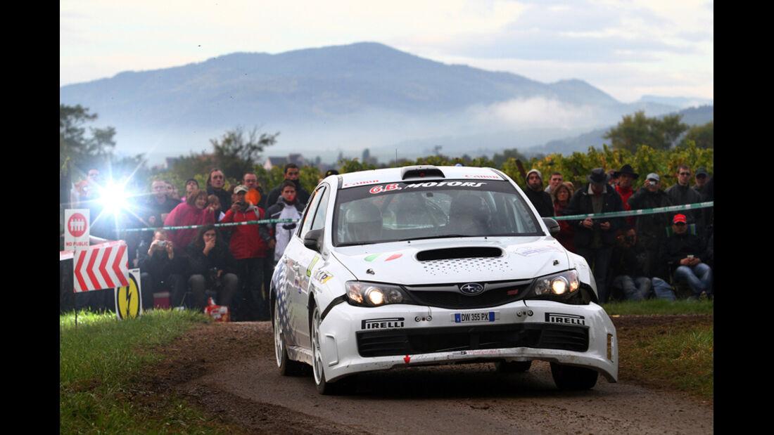Rallye Frankreich 2010