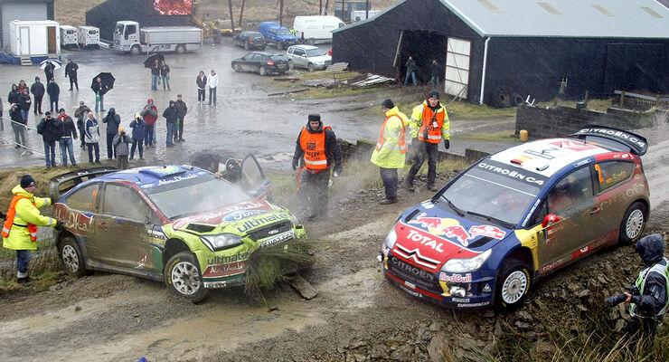 Rallye GB 2008