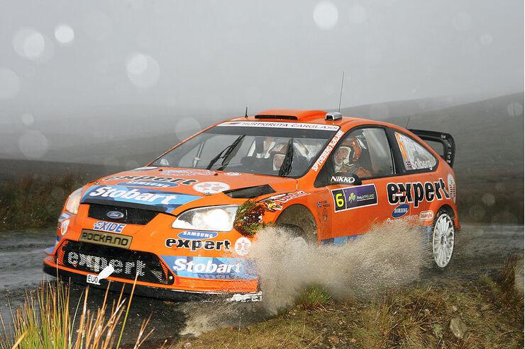 Rallye Irland 2009