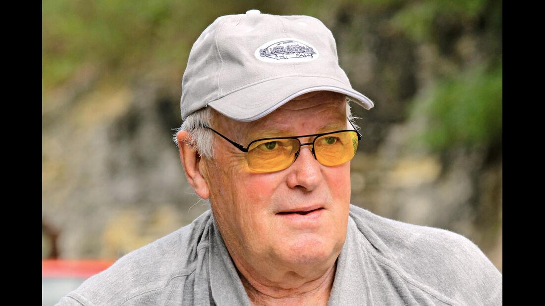 Rallye Legend San Marino, Björn Waldegard