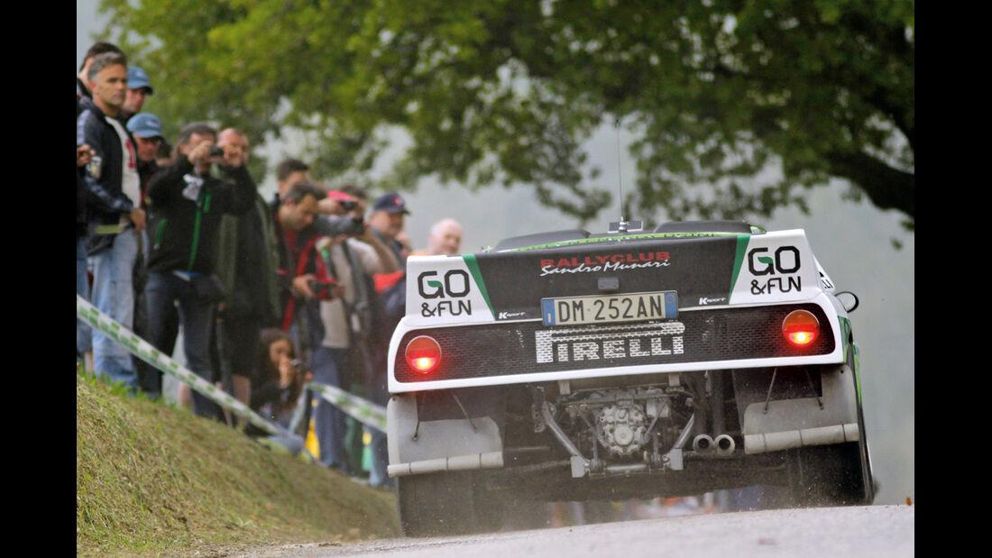 Rallye Legend San Marino, Lancia Rally 037