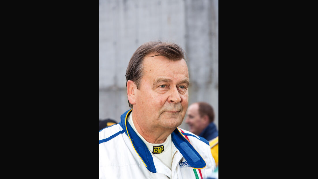 Rallye Legend San Marino, Markku Alen