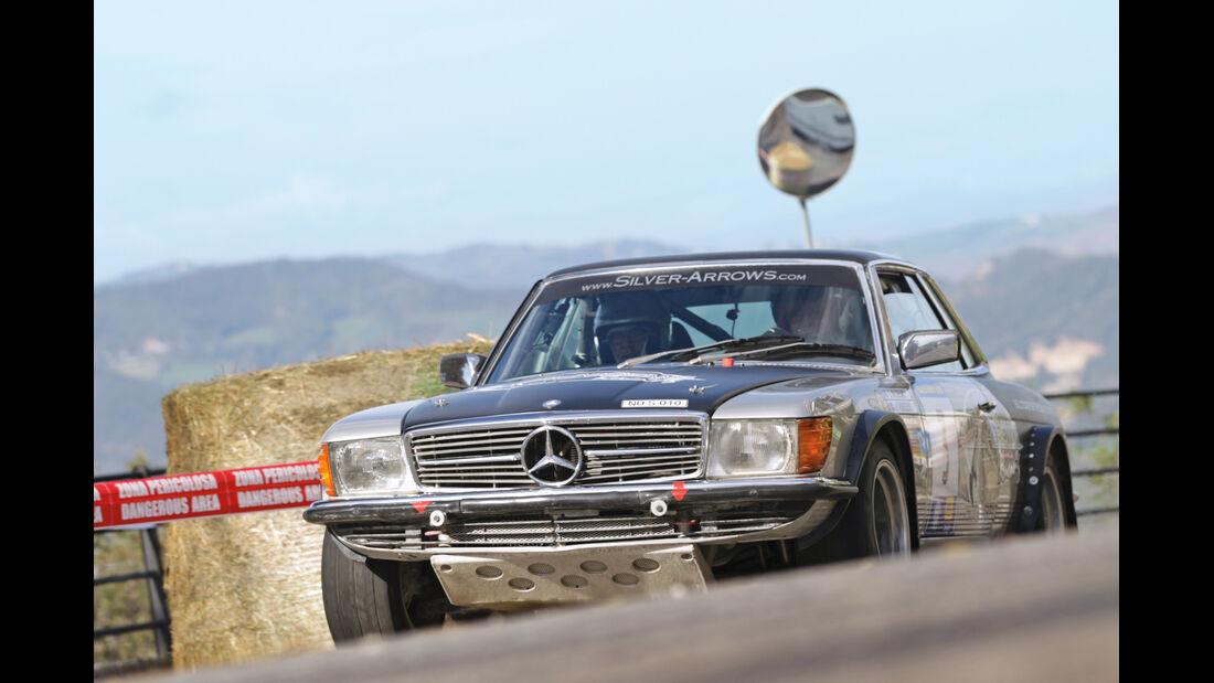 Rallye Legend San Marino, Mercedes 500 SLC