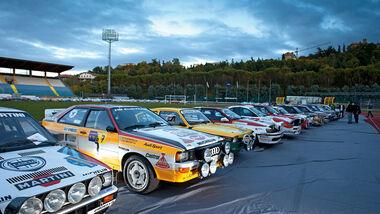 Rallye Legends, Audi Sport Quattro S1, Michael Gerber, Peter Thul