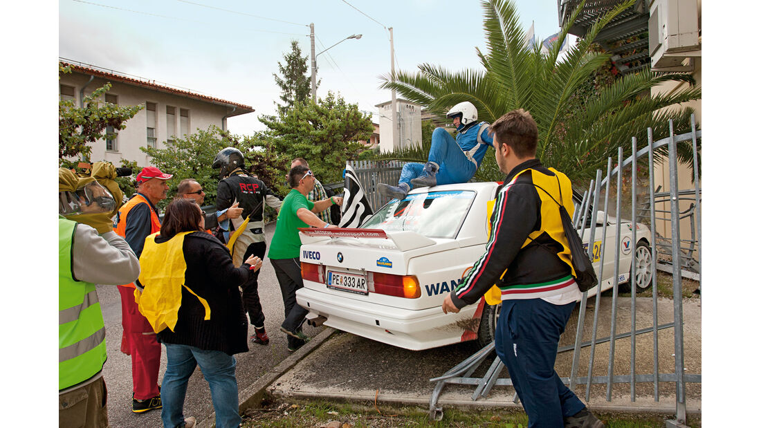 Rallye Legends, BMW M3