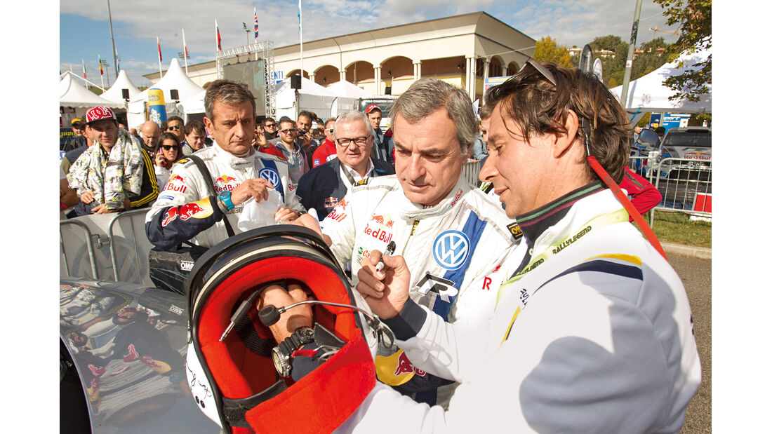 Rallye Legends, Carlos Sainz, Luis Moya