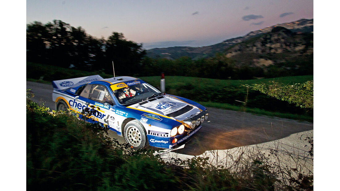 Rallye Legends, Lancia 037