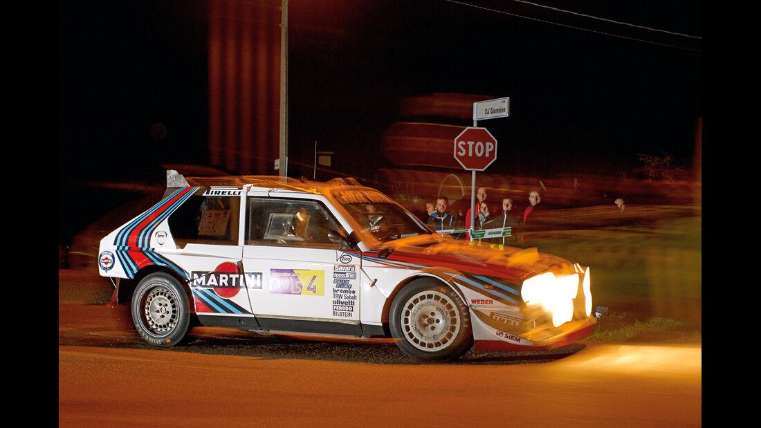 Rallye Legends, Lancia Delta S4