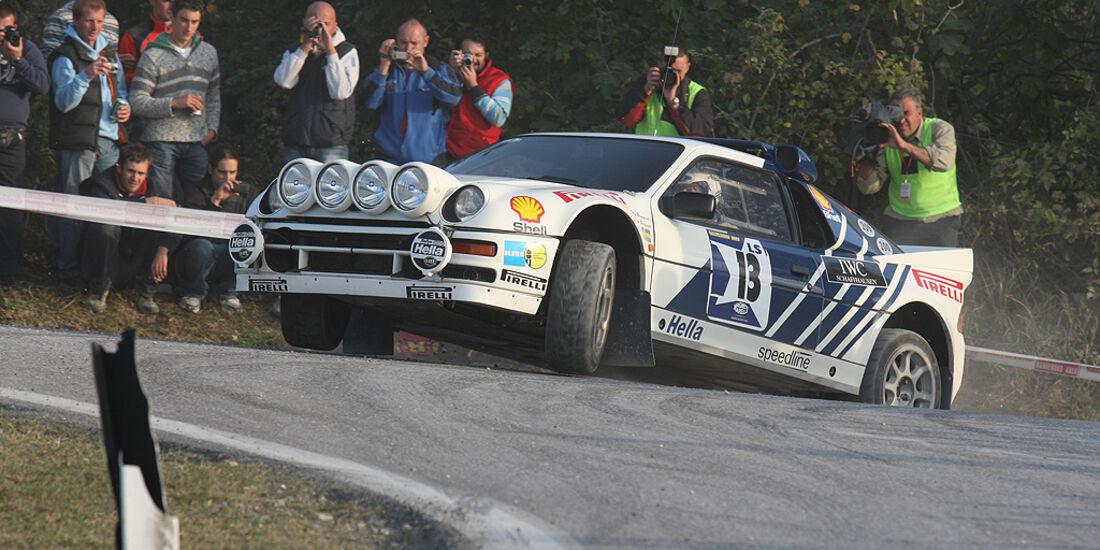 Rallye Legends, San Marino, Ford RS 200