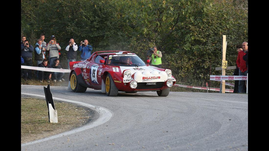 Rallye Legends, San Marino, Lancia Stratos