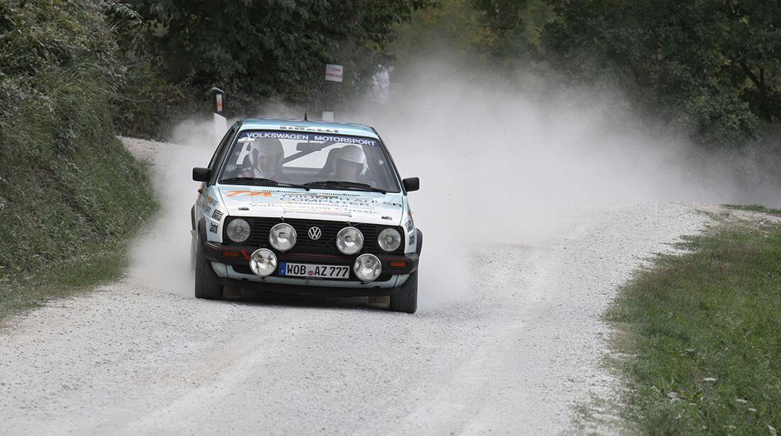 Rallye Legends, San Marino, VW Golf