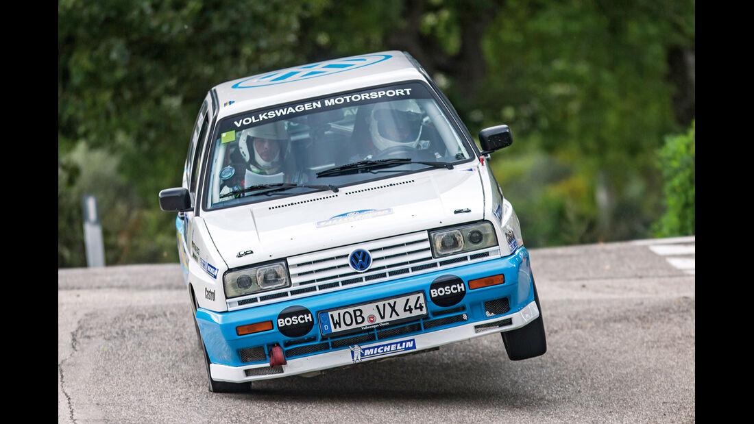 Rallye Legends, VW Polo G60, Bernd Ostmann, Frank Christian