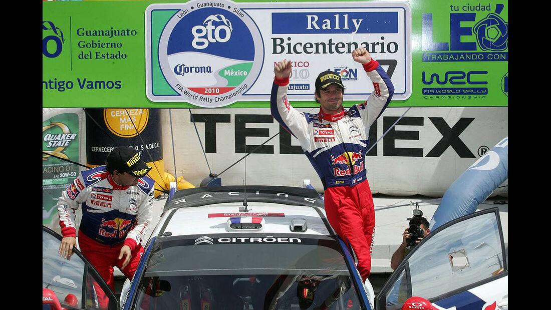 Rallye Mexiko 2010, WRC