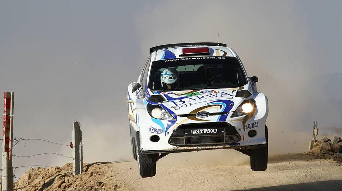 Rallye Mexiko 2011, Al-Attiyah, Ford Fiesta S2000