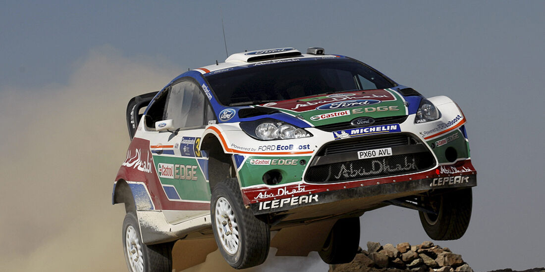 Rallye Mexiko 2011, Hirvonen, Ford Fiesta WRC
