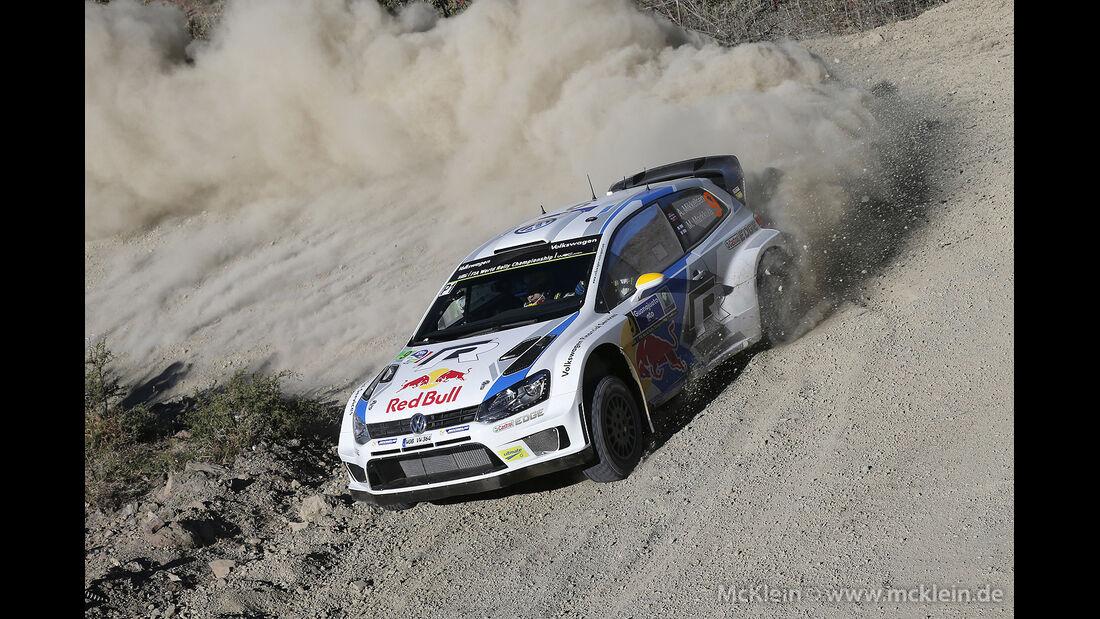 Rallye Mexiko 2014, WRC, Andreas Mikkelsen, 03/2014