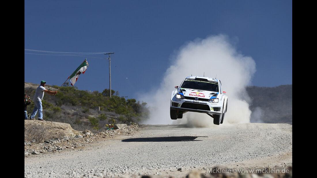 Rallye Mexiko 2014, WRC, Jari-Matti Latvala, 03/2014