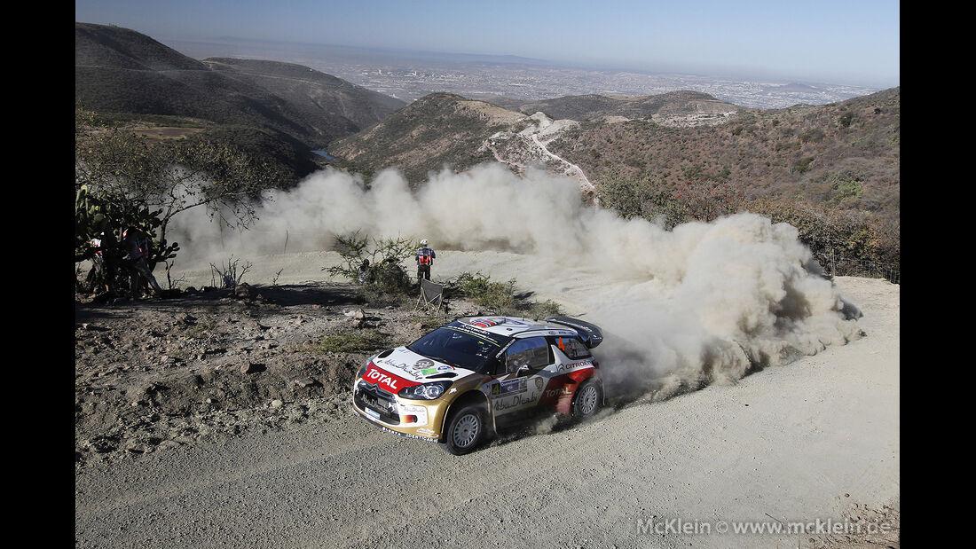 Rallye Mexiko 2014, WRC, Mads Östberg, 03/2014