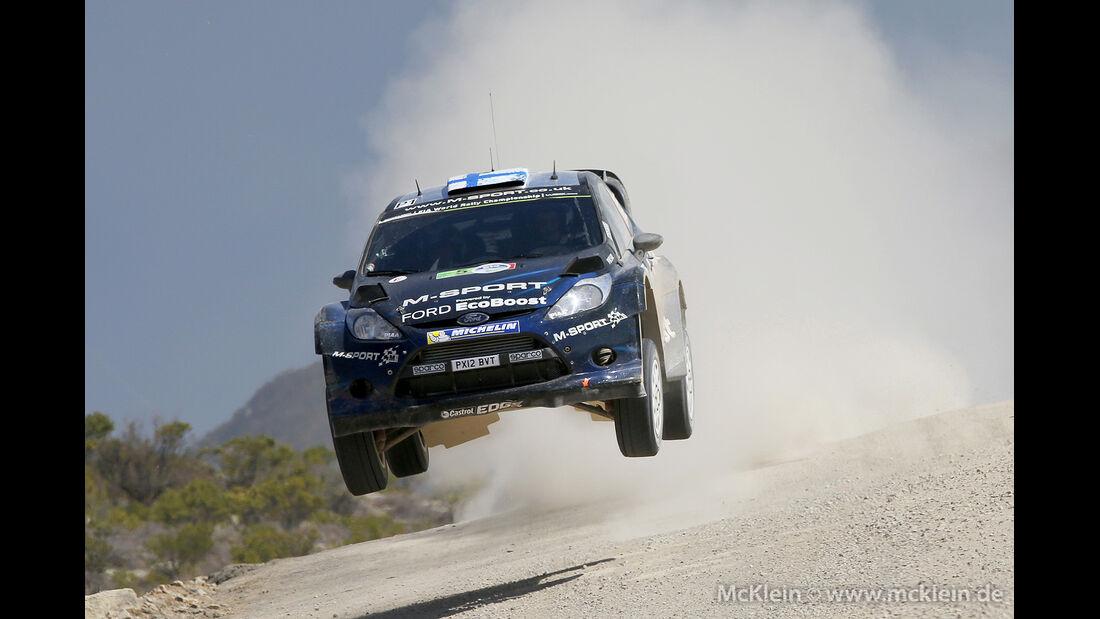 Rallye Mexiko 2014, WRC, Mikko Hirvonen, Ford, 03/2014