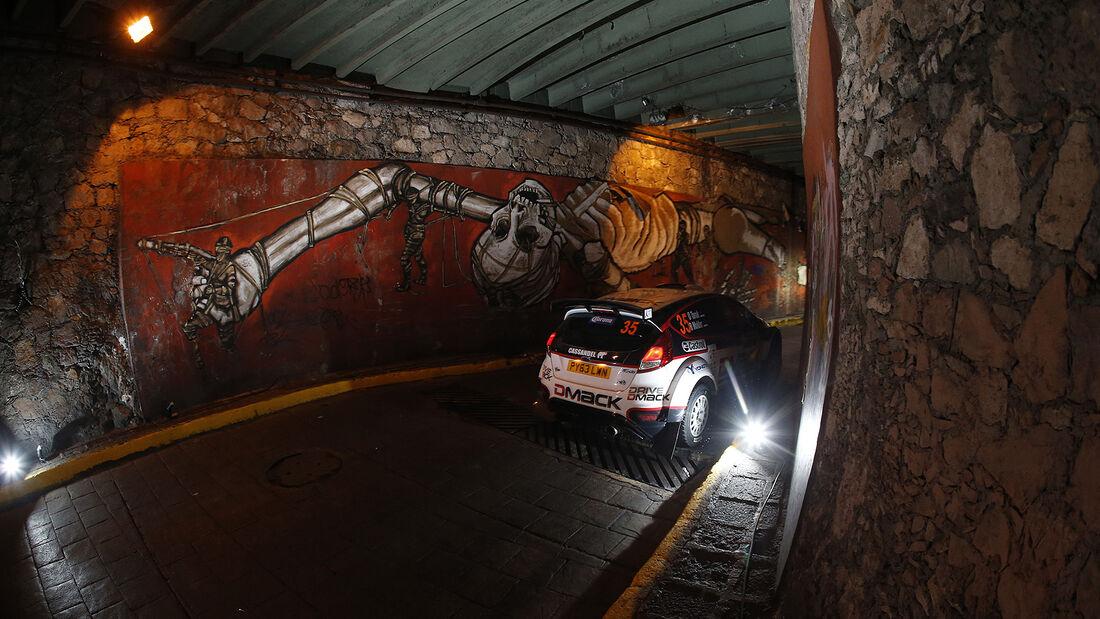 Rallye Mexiko 2014, WRC, Ott Tänak, Ford, 03/2014