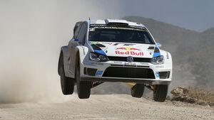 Rallye Mexiko 2014, WRC, Sébastien Ogier, 03/2014