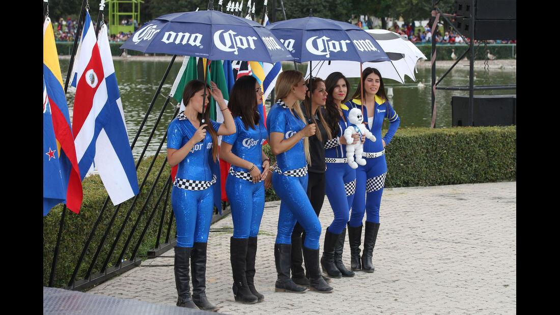 Rallye Mexiko 2015 - Impressionen - Girls