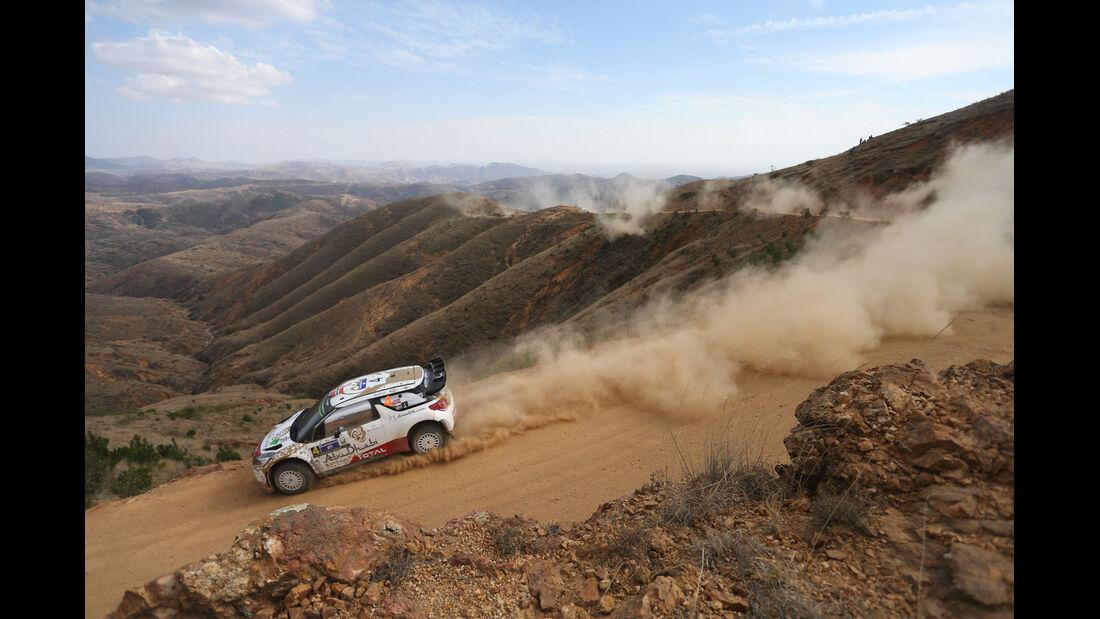 Rallye Mexiko 2015 - Mads Östberg - Citroen